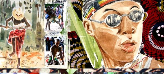 Carnet de voyage Afrique(extraits)